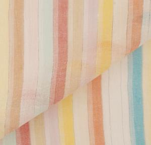 Tissu voile de coton multicolore par Mondial Tissus