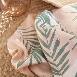 Tissu Canopy Cactus par Atelier Brunette