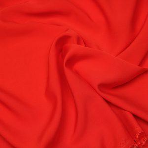 Proviscose rouge coquelicot par Pretty Mercerie